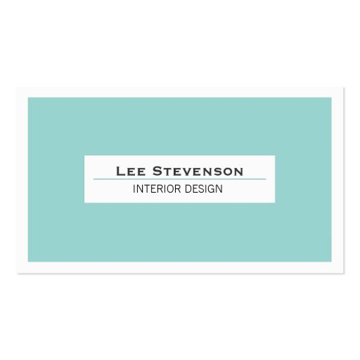 create your own interior designer business cards page6