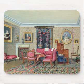 Interior in Pavlino, 1840s Mouse Pad