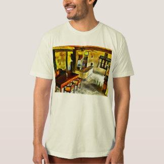Interior lobby and reception tshirts