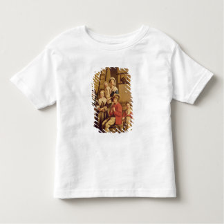 Interior of a Barn Toddler T-Shirt