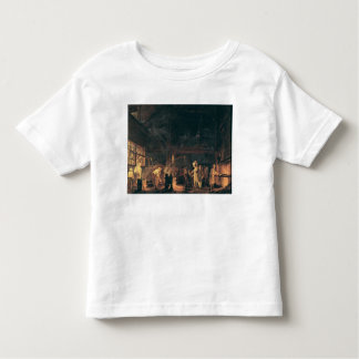 Interior of a Forge, 1771 Toddler T-Shirt
