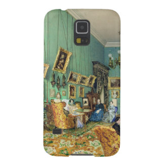 Interior of a living room, 1847 galaxy s5 cases
