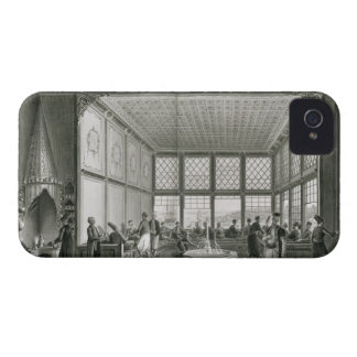 Interior of a public cafe in Constantinople by the Case-Mate iPhone 4 Case