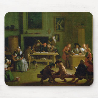 Interior of a Schoolroom Mouse Mat