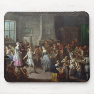 Interior of a Tavern Mousepads
