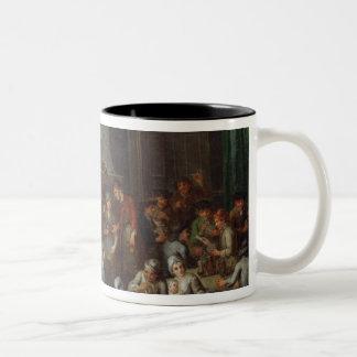 Interior of a Tavern Coffee Mugs