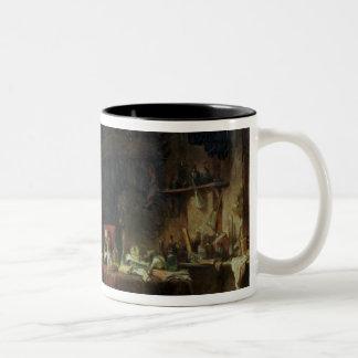 Interior of an Alchemist's Study Coffee Mugs