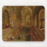 Interior of Canterbury Cathedral, c.1675-1700 (oil Mouse Pad
