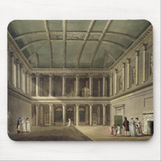 Interior of Concert Room, from 'Bath Illustrated b Mouse Pad