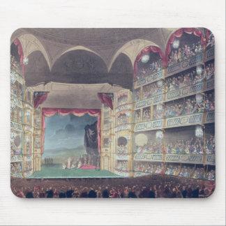 Interior of Drury Lane Theatre, 1808 Mouse Mat