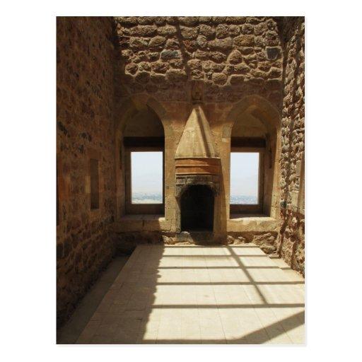 Interior of Ishak Pasha Palace  PHOTO Post Cards