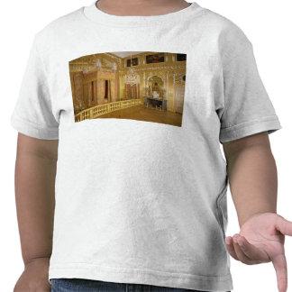 Interior of Louis XIV s bedroom 1701-23 Tee Shirt