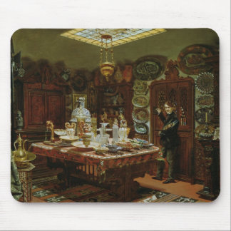 Interior of Monsieur Sauvageot's Collection Mouse Pad