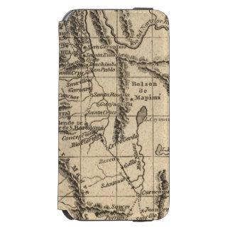 Interior of Northern Mexico Incipio Watson™ iPhone 6 Wallet Case