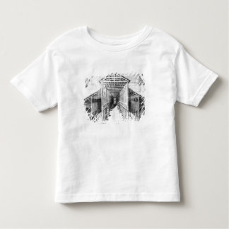Interior of Old St.Peter's, Rome Toddler T-Shirt