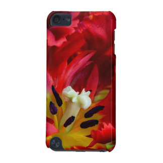 Interior of parrot tulip flower iPod touch 5G cover