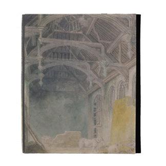 Interior of St. John's Palace, Eltham, c.1793 (w/c iPad Folio Case
