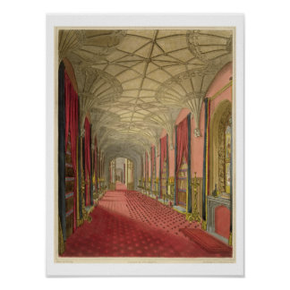 Interior of St. Michael's Gallery, from 'Graphic a Poster
