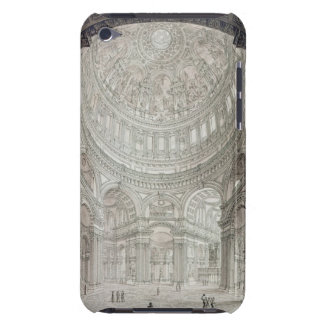 Interior of St.Paul's Cathedral, 1817 Barely There iPod Cases
