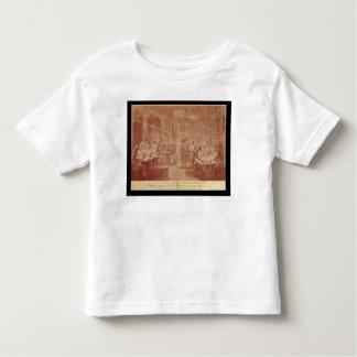 Interior of the Cafe Manouri, c.1775 Toddler T-Shirt
