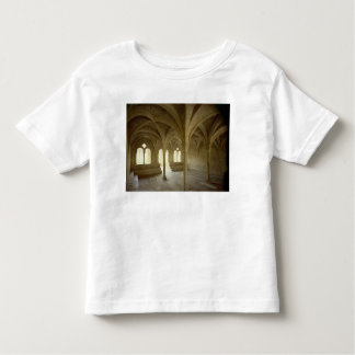 Interior of the Chapter House, 12th-13th century Toddler T-Shirt