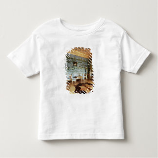 Interior of the Chinese Blue Drawing Room Toddler T-Shirt