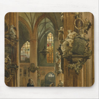 Interior of the Church of St. Nicholas, Berlin Mouse Pad