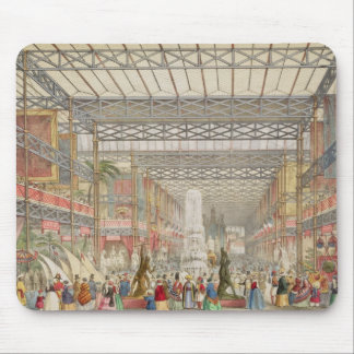 Interior of the Crystal Palace, pub. by Stannard a Mouse Mat
