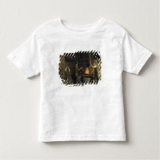 Interior of the Forge, 1837 Toddler T-Shirt