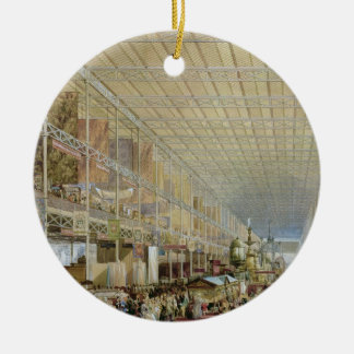 Interior of the Great Exhibition of All Nations, 1 Christmas Ornament