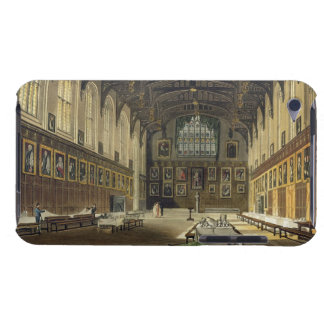 Interior of the Hall of Christ Church, illustratio Barely There iPod Cover