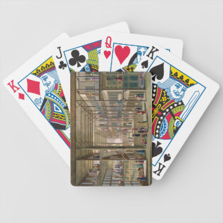 Interior of the Harem of the Great Lord of Constan Bicycle Playing Cards