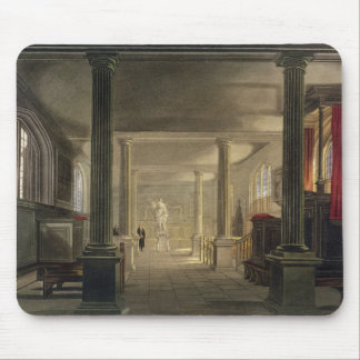 Interior of the Law School, Cambridge, from 'The H Mouse Mat