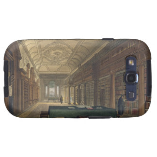 Interior of the Library of Christ Church illustra Samsung Galaxy S3 Covers