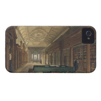 Interior of the Library of Christ Church, illustra iPhone 4 Cases