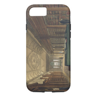 Interior of the Library of Christ Church, illustra iPhone 7 Case