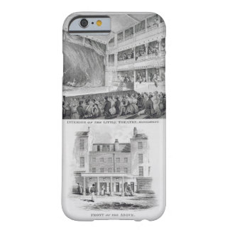 Interior of the Little Theatre, Haymarket in Londo Barely There iPhone 6 Case