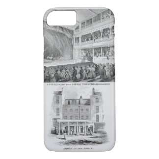 Interior of the Little Theatre, Haymarket in Londo iPhone 7 Case