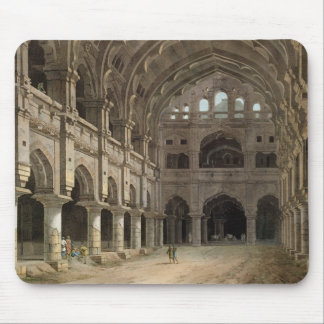 Interior of the Palace, Madura, plate XV from 'Ori Mouse Pad