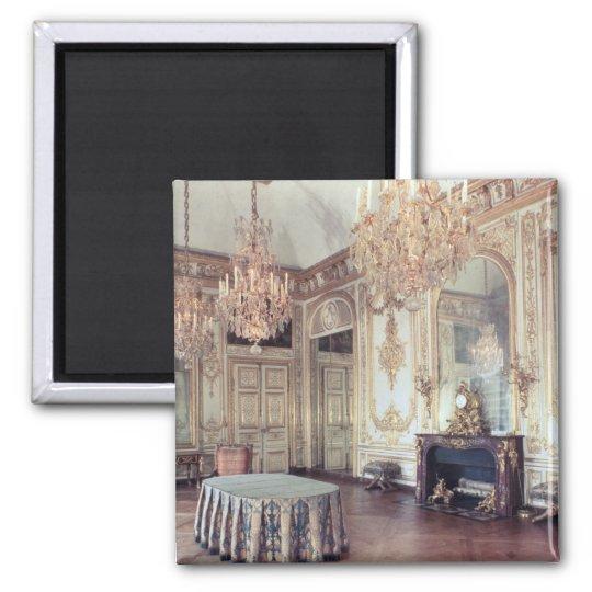 Interior of the Salle du Conseil  1701-55 Square Magnet