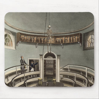 Interior of the Theatre of Anatomy, Cambridge, fro Mouse Pad