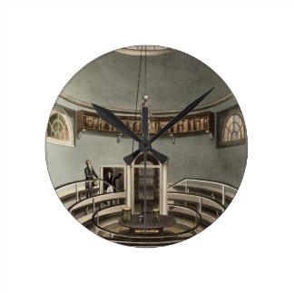 Interior of the Theatre of Anatomy, Cambridge, fro Round Clock