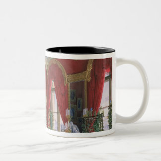Interior of the Winter Palace Two-Tone Coffee Mug