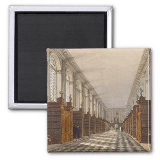 Interior of Trinity College Library, Cambridge, fr Magnet