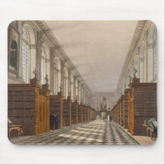 Interior of Trinity College Library, Cambridge, fr Mouse Mat