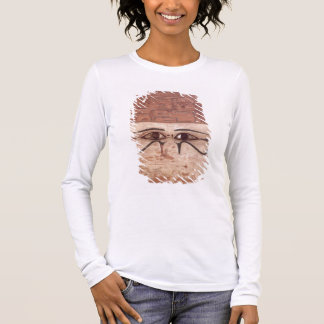 Interior panel of the sarcophagus of Chancellor Na Long Sleeve T-Shirt