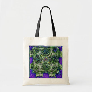 Interior Roof of the Bell Harry Tower Canvas Bag