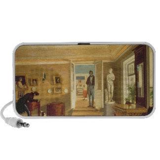 Interior Travel Speaker
