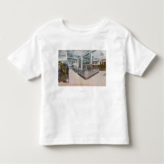 Interior View of Augustine & Kyer Bakery Toddler T-Shirt