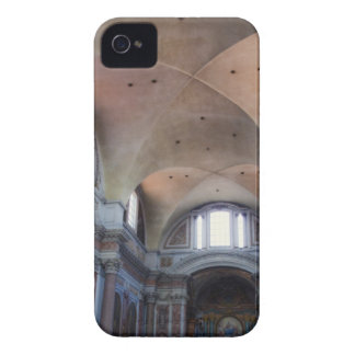 Interior view of Santa Maria degli Angeli in iPhone 4 Case